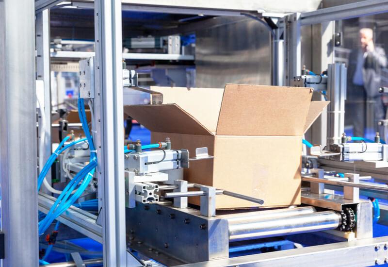 Produzione packaging