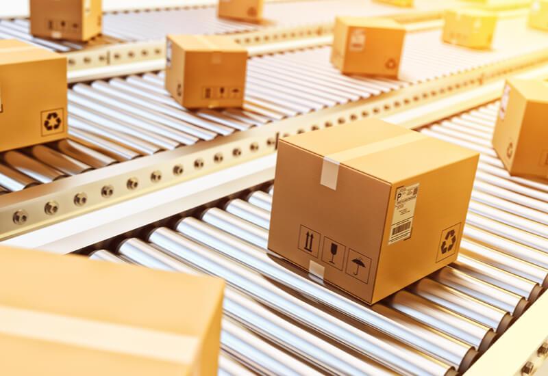 movimentazione scatole