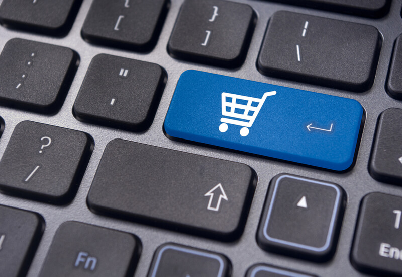 gestire l'e-commerce